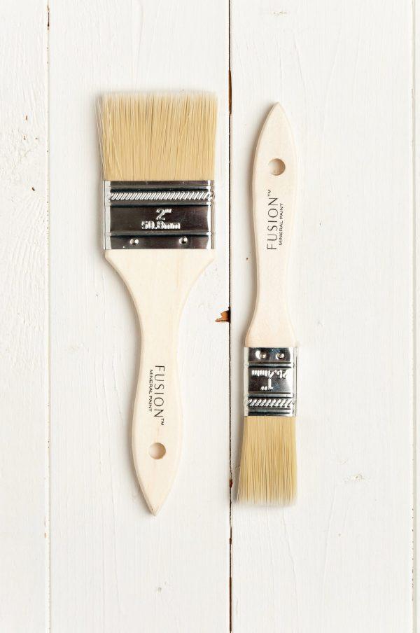 basic synthetic craft brushes