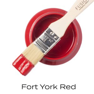 fusion fort york red