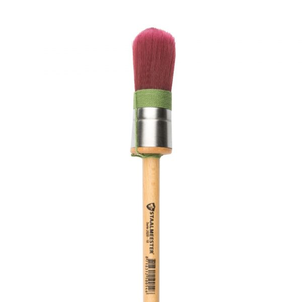 staalmeester round paint brush