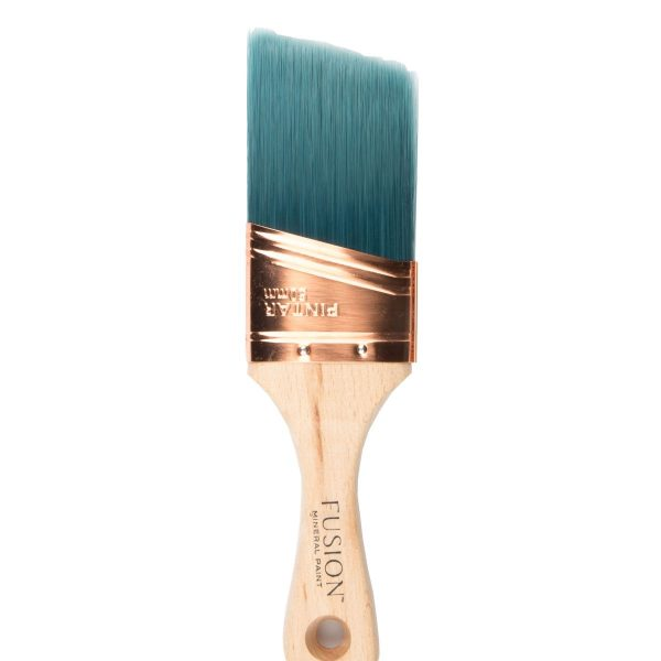 synthetic angled brush