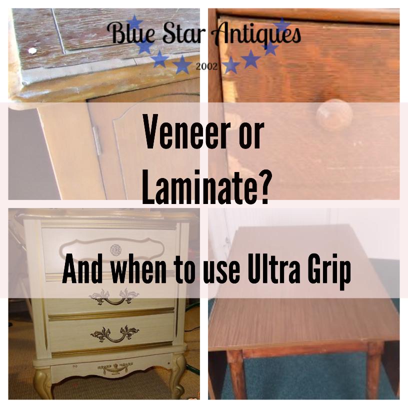 veneer lamiate 1 Laminates, Veneers, and When to Use Ultra Grip