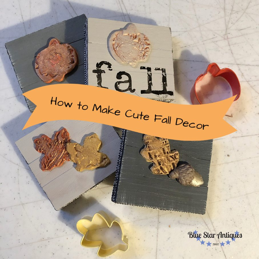 blue stat antiques fall pumpkins IOD fusion mineral paint stamps IOD for the Win with Cute Fall Decor