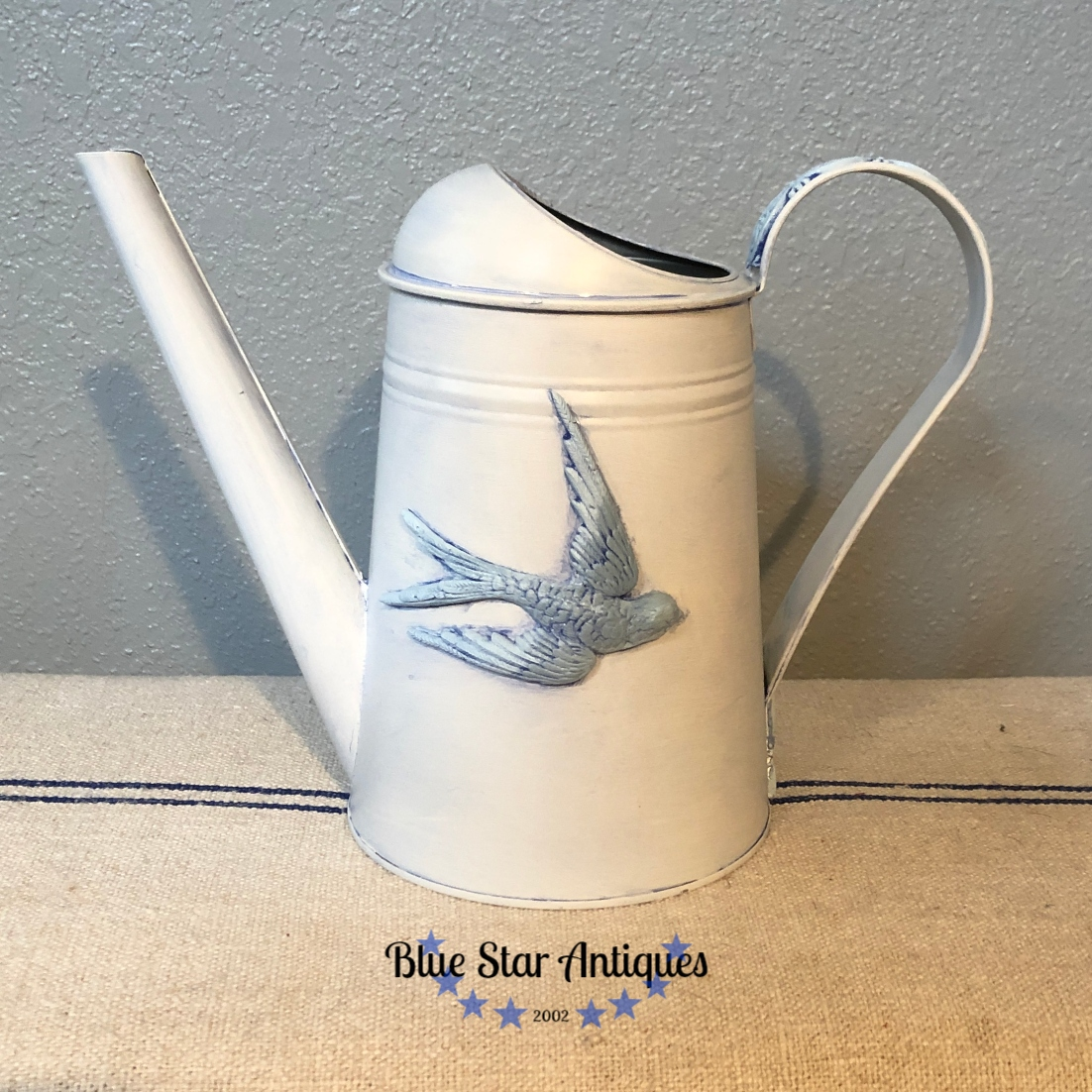 BLUE STAR ANTIQUES BLUEBIRD CAN Take a Look at the NEW Birdsong Mould