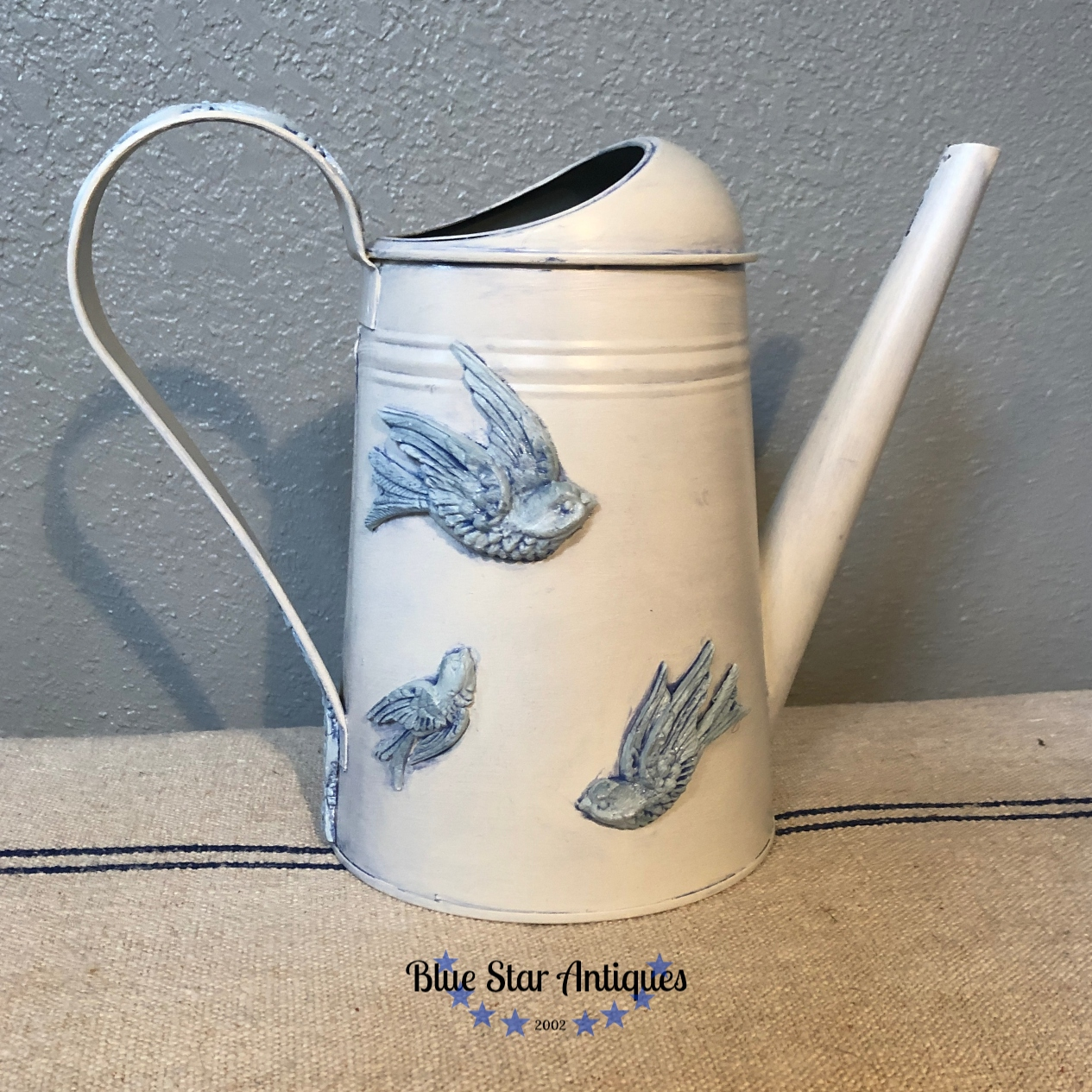 BLUE STAR ANTIQUES BLUEBIRDS Take a Look at the NEW Birdsong Mould