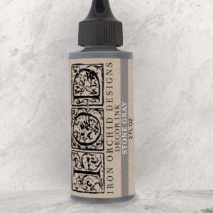 stone gray decor ink