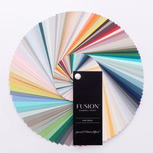 fusion fan deck
