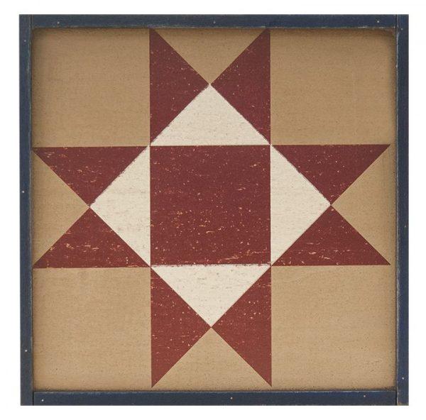 4c1b2ec7b30206c542eca780932fce77 Classic Stars Barn Quilt Pattern
