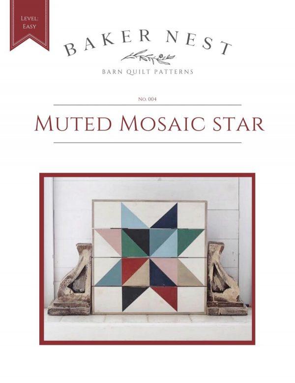 mosaic star pattern