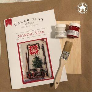 barn quilt paint kit