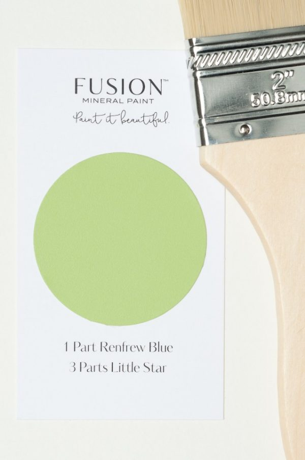 fusion mineral paint custom blend 30 01 638x960 1 Little Star - Limited Release