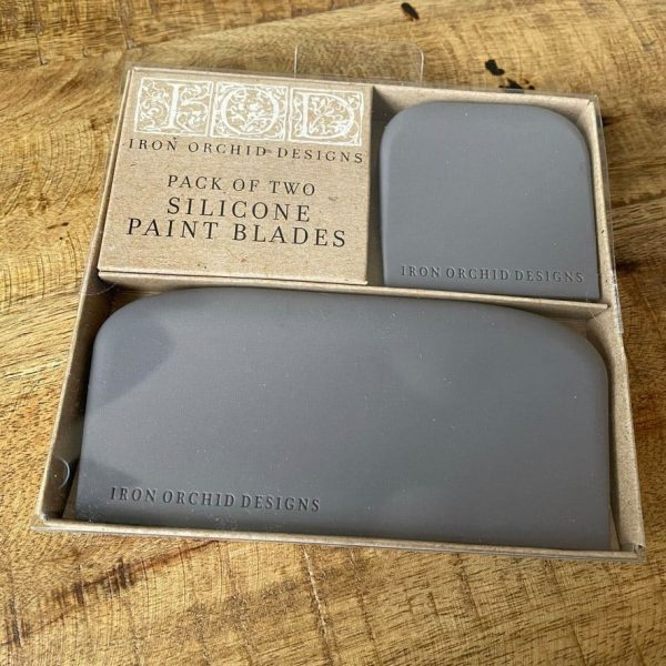 silicone paint blades
