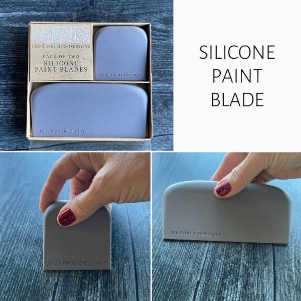 IOD silicone blades