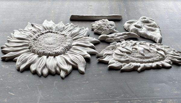 sunflower mould4 Sunflowers Mould