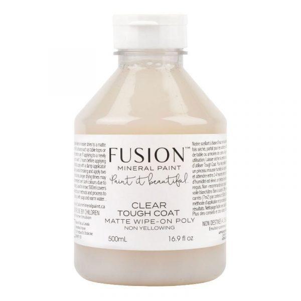 Fusion Tough coat matte