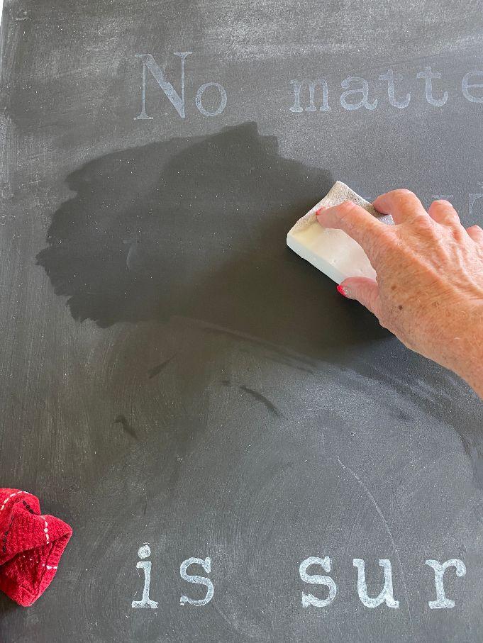 erase liquid chalk